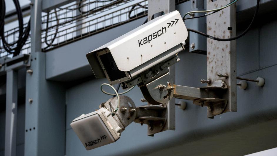 Prostřednictvím technologie od společnosti Kapsch se v Česku vybírá mýtné od roku 2007.