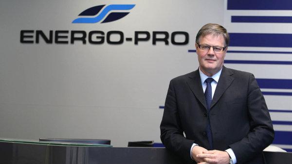 Jiřímu Krušinovi připadne při dělení firmy Energo-Pro 11 vodních elektráren v Česku.