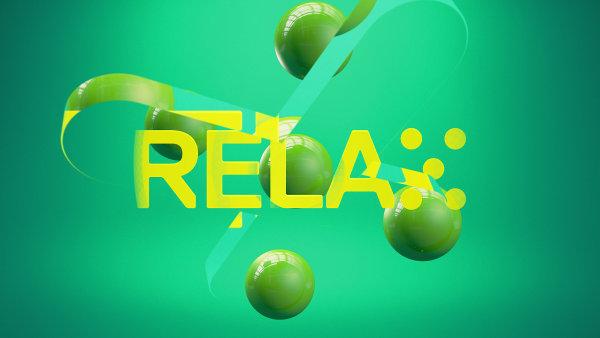 Nová grafika stanice Relax (2016)