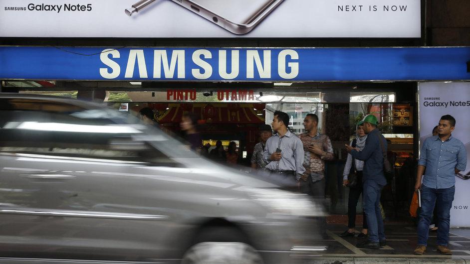 Samsung - Ilustrační