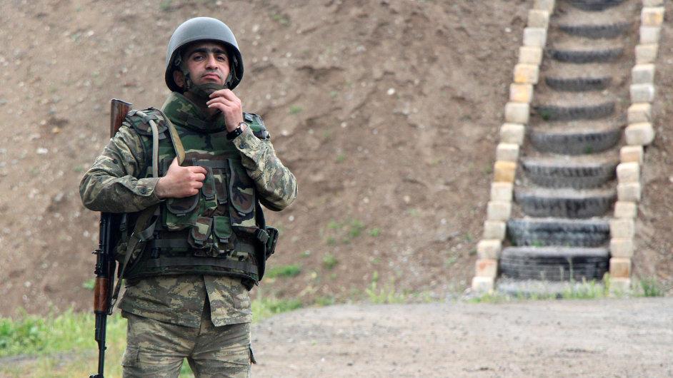 Nejvážnější střety za poslední dobu se v Náhorním Karabachu odehrály letos v dubnu, vyžádaly si desítky obětí.