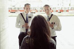 B�h n�s povolal do Prahy, ��kaj� mormon�t� mision��i. Mnoz� �e�i je pova�uj� za sektu