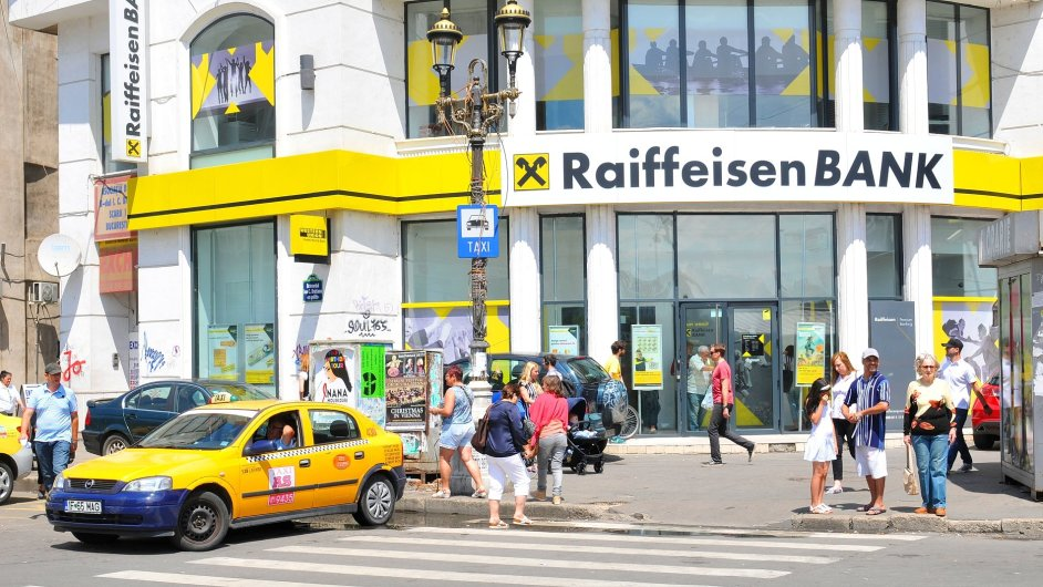Objem poskytnutých úvěrů klientům Raiffeisenbank se meziročně zvýšil o 11,8 procenta.