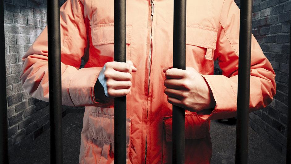 ilustrační foto vězení USA vězeň