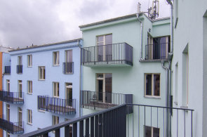 Nájemní byty pro studenty na Vinohradech.