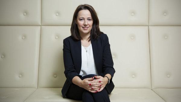 Lenka Neuvirtová, ředitelka auditu v Deloitte ČR