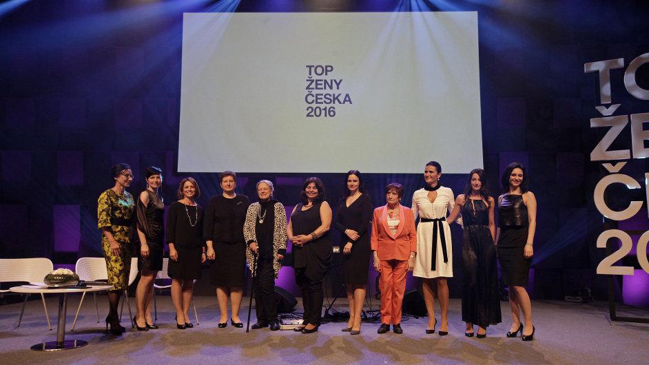 Anketa TOP Ženy Česka 2016