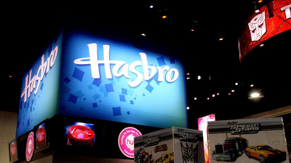 Hasbro ve čtvrtém čtvrtletí minulého roku skončilo v zisku 4,2 miliardy korun.