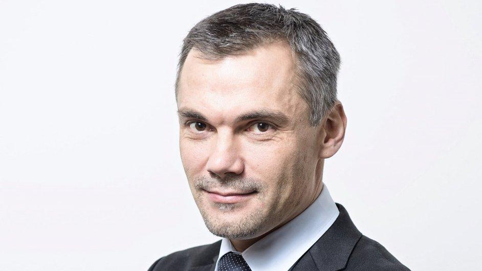Radko Svrdlin, generální ředitel Schneider Electric
