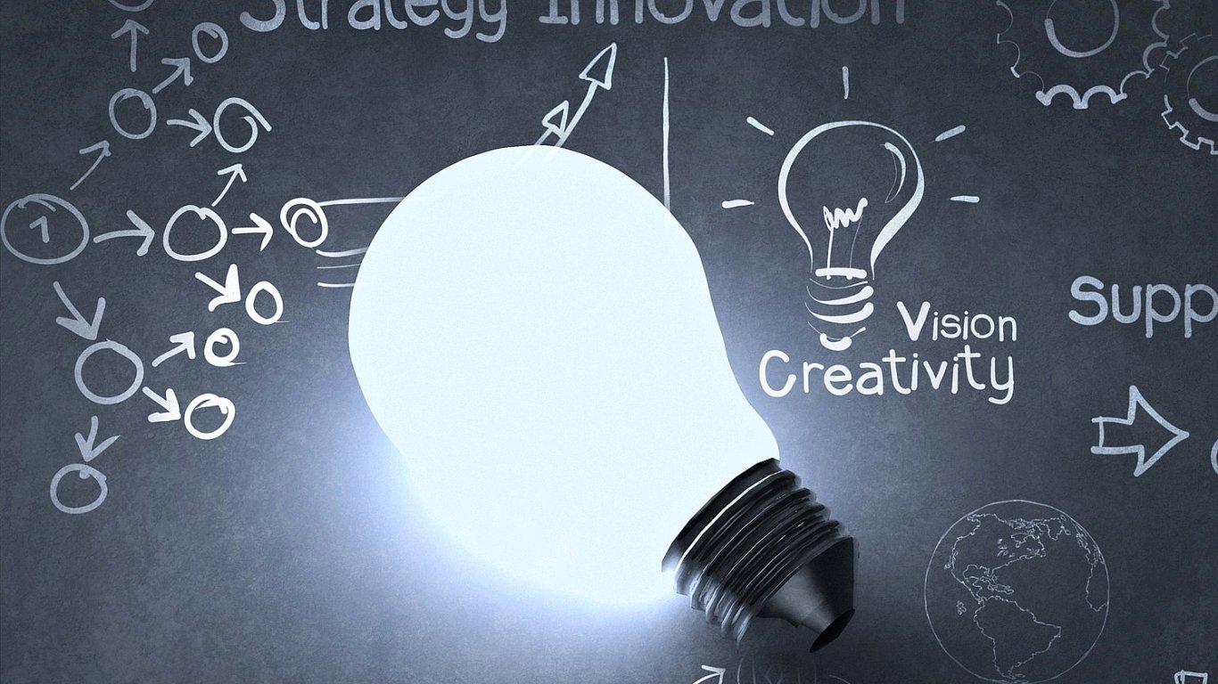 Výzkum, vývoj, spolupráce, ilustrace