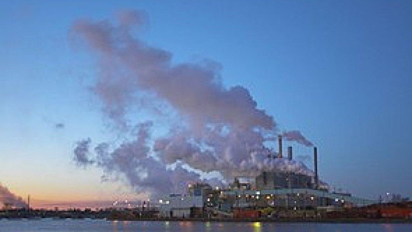 Ozonová vrstva mizí