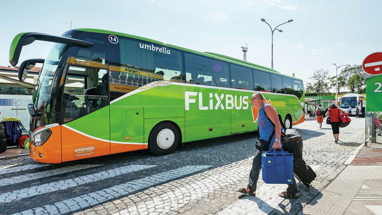 Na přelomu roku chce FlixBus ve svých autobusech zavést možnost rezervovat si sedadlo.