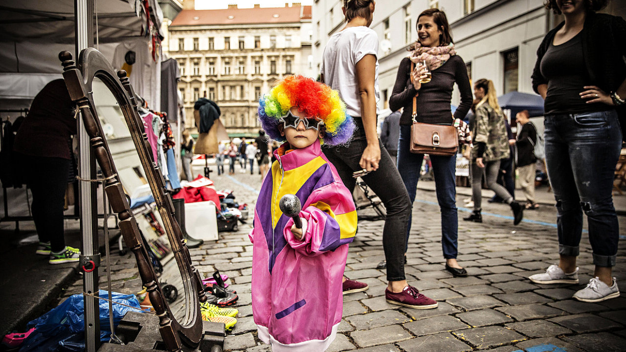 Zažít město jinak v Lublaňské ulici