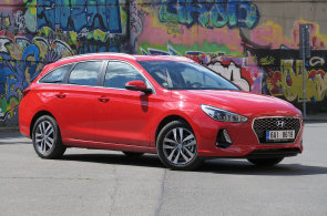 Hyundai i30 je solidní kombi i pro spěchající manažery