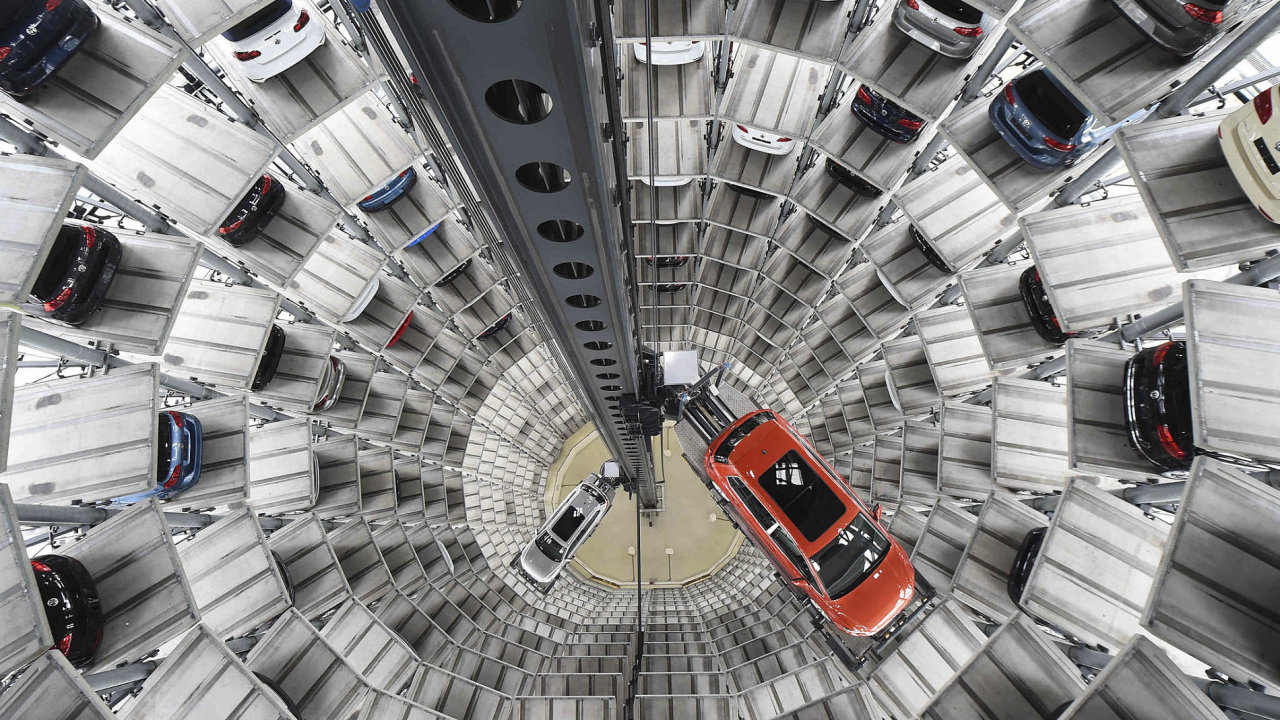 Prodej nových aut v Evropě roste nepřetržitě už 32 měsíců.