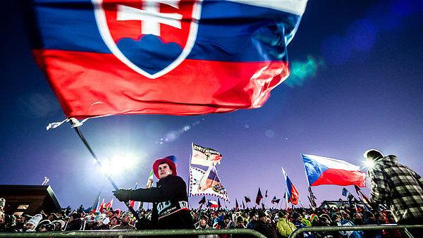 Když to tak půjde dále, doženou Slováci Česko už brzy - Ilustrační foto.