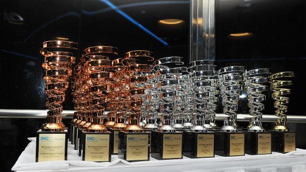 České agentury získaly v evropském finále soutěže IMC Awards pěkných 21 ocenění.