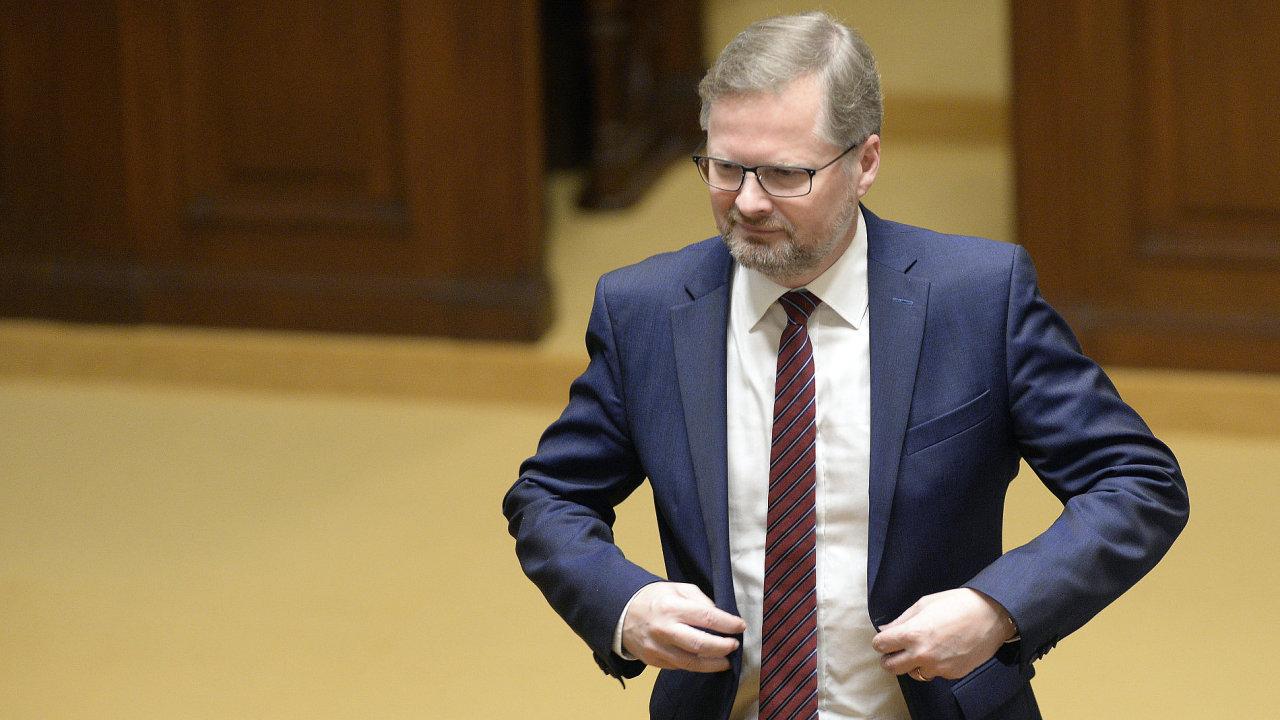 Petr Fiala, ODS, poslanecká sněmovna