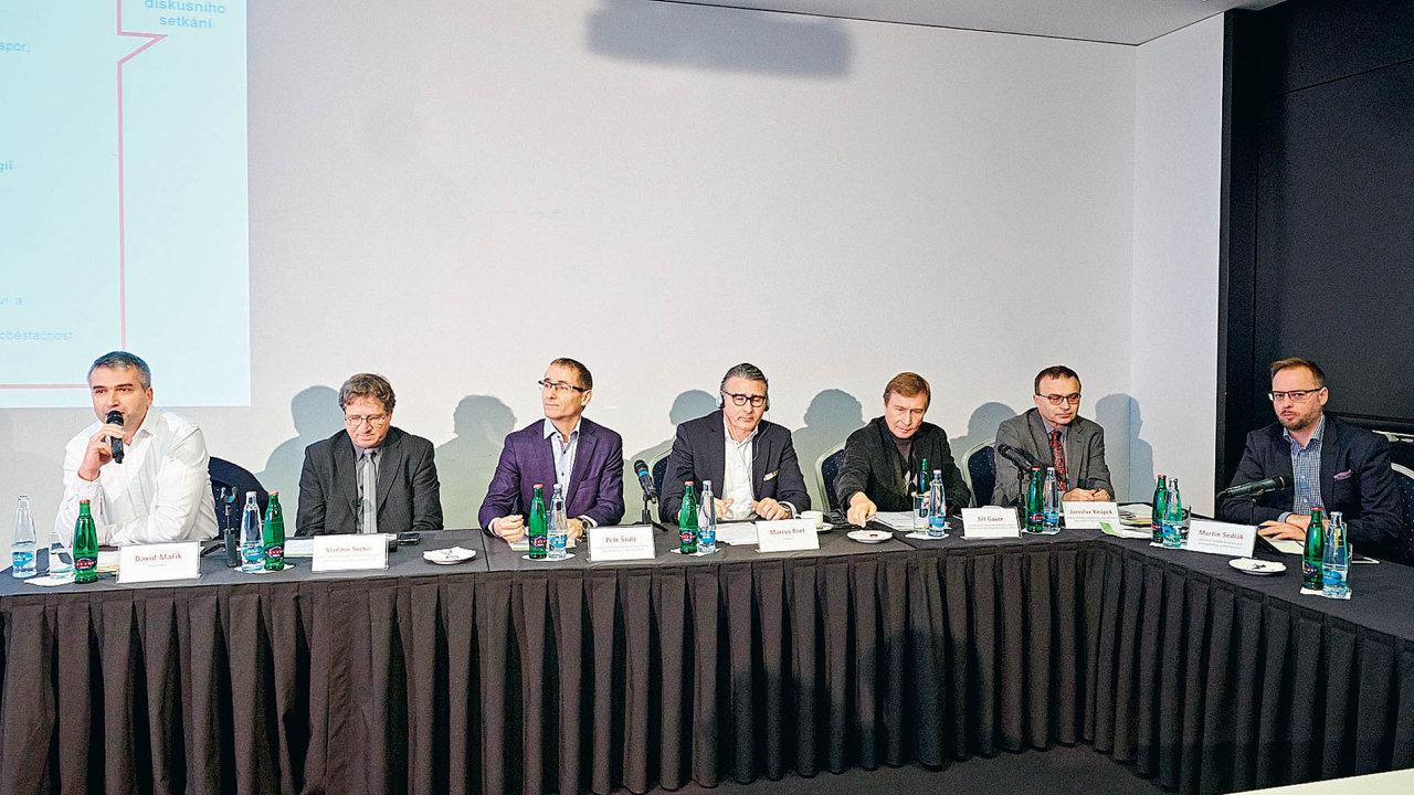 Diskuse ESCO– nový potenciál pro energetiku iekonomiku