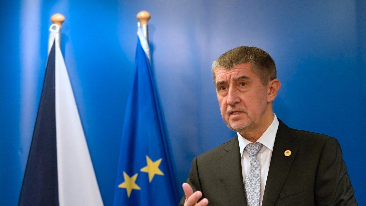 Premiér Babiš odmítá vyhnout se evropské žalobě způsobem, jakým tak učinilo Slovensko.