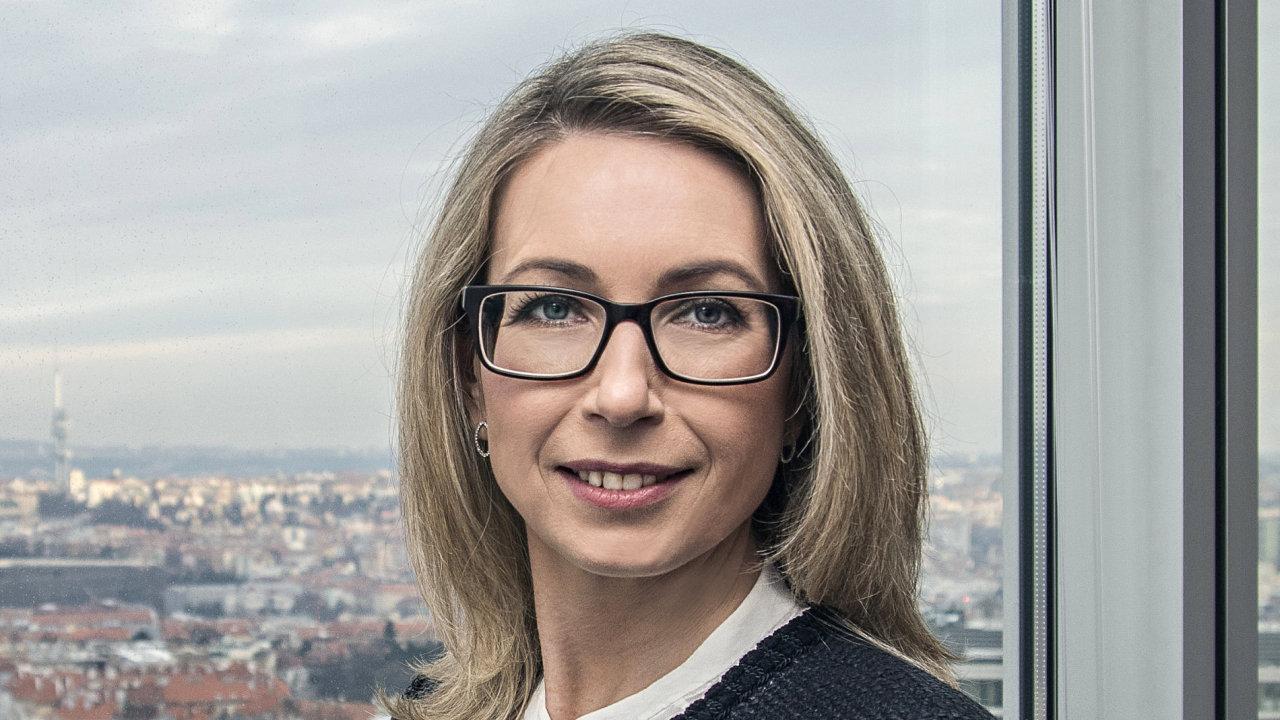 Jana Martínková, obchodní ředitelka Central Group