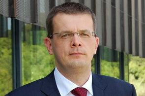 Tomáš Korbas, člen představenstva společnosti ČSOB Leasing