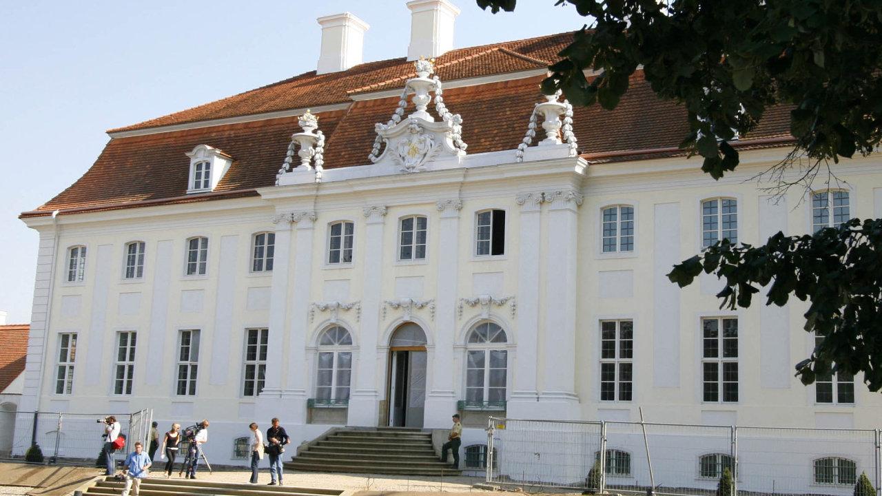 Spisovatel Theodor Fontane označoval zámek vMesebergu jako