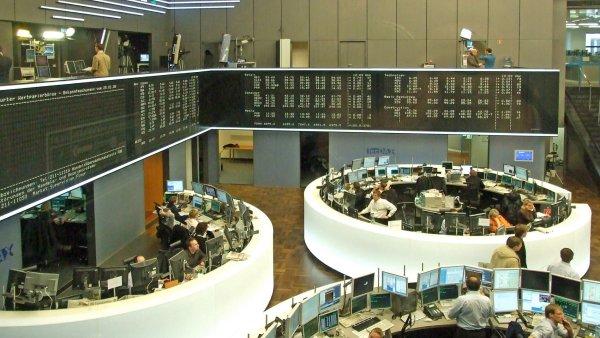 V indexu Euro Stoxx 50 je zahrnuto 50 nejhodnotnějších firem eurozóny obchodovaných na burze.