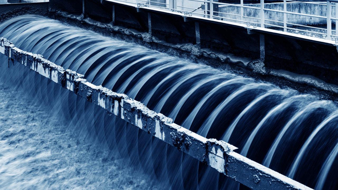 Kvůli klimatickým podmínkám arostoucímu počtu zemí, které jsou zasaženy suchem, stoupají šance navývoz vodohospodářských zařízení.