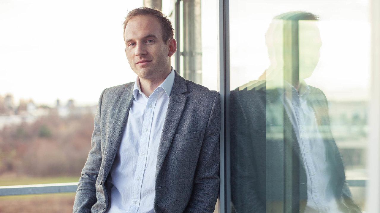 Spoluzakladatel společnosti Platební instituce Roger Adam Šoukal věří, že díky vlastnictví podílu bude zaměstnancům více záležet nachodu firmy.