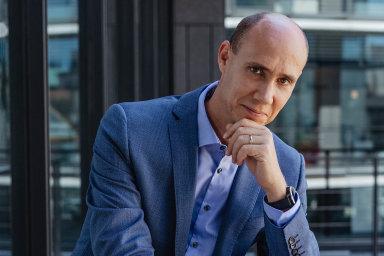 Tomáš Lux, ředitel retailu společnosti MOL Česká republika