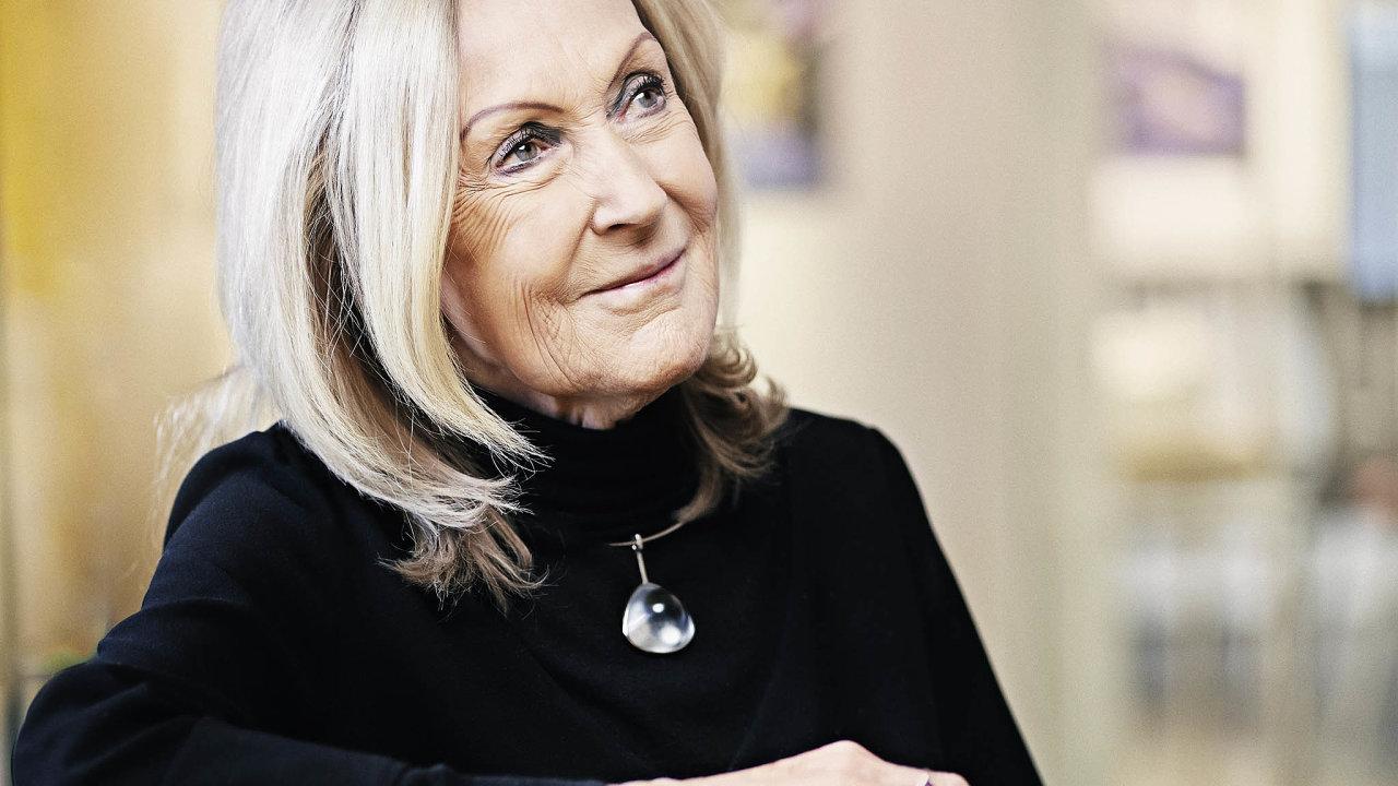 Architektka Eva Jiřičná