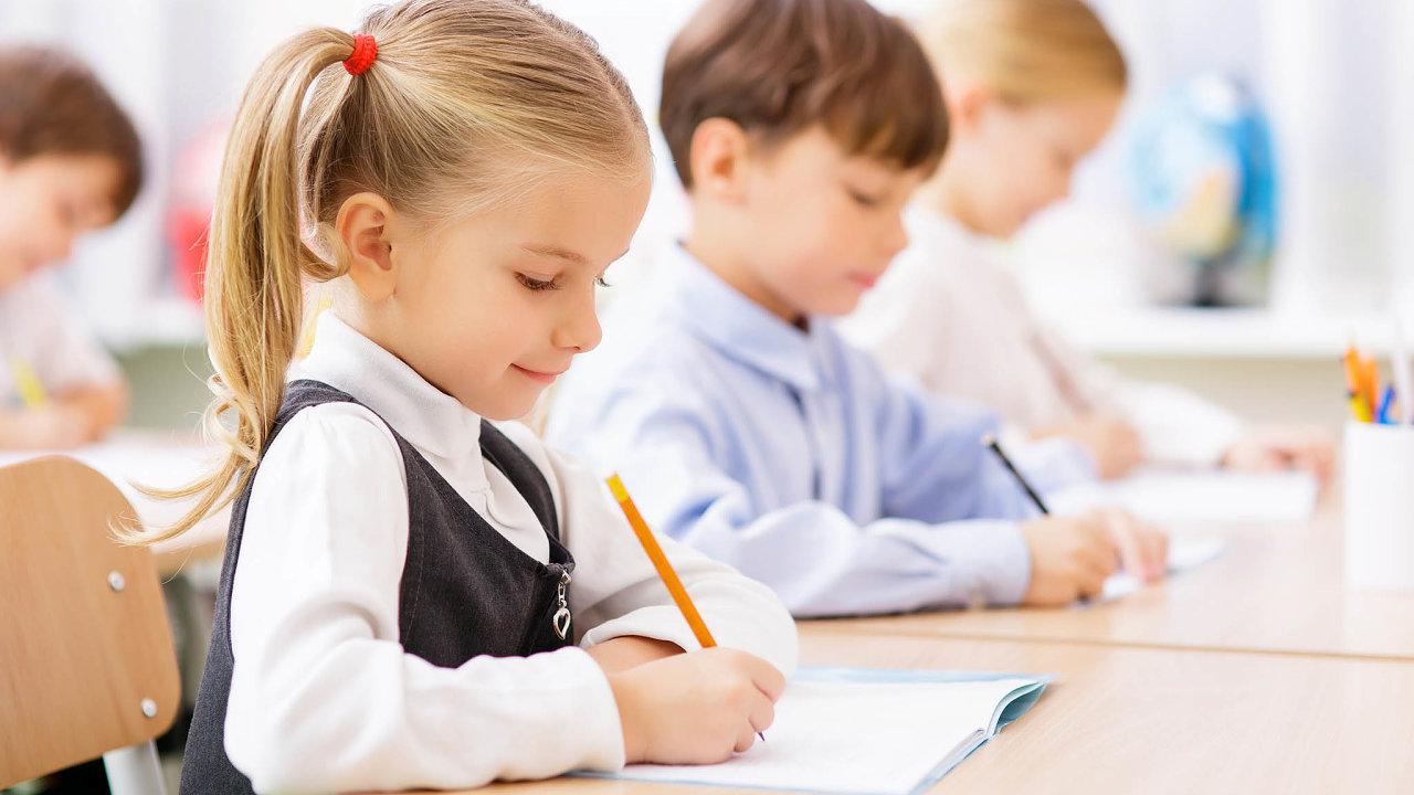Dojdou až dodevítky? VÚsteckém aKarlovarském kraji 16 procent dětí opustí základní školu nakonci sedmé či osmé třídy.