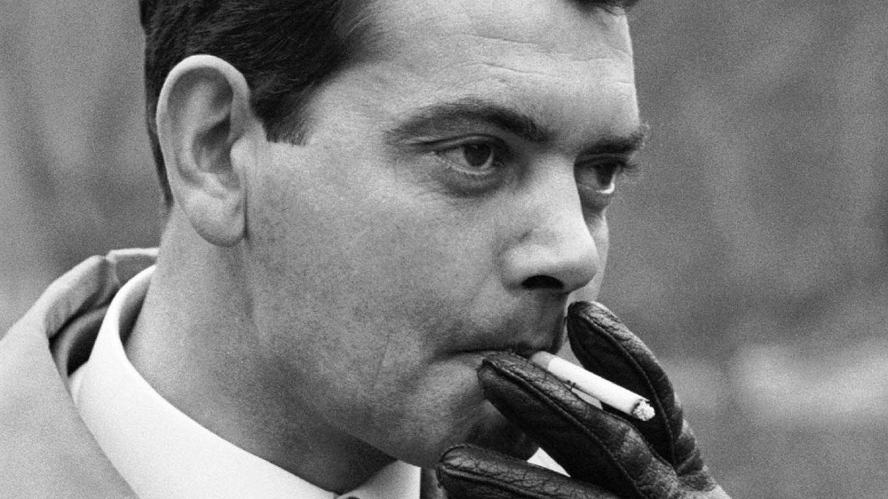 Karel Pecka vbřeznu 1968