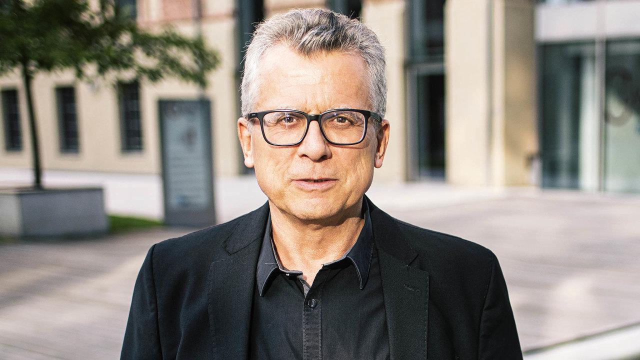 Architekt Jan Kasl, předseda České komory architektů