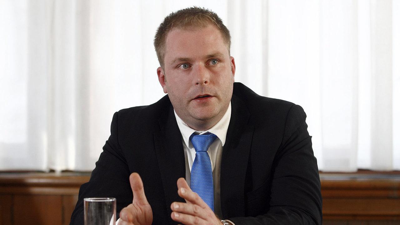 Jiří Žežulka - ředitel finanční správy
