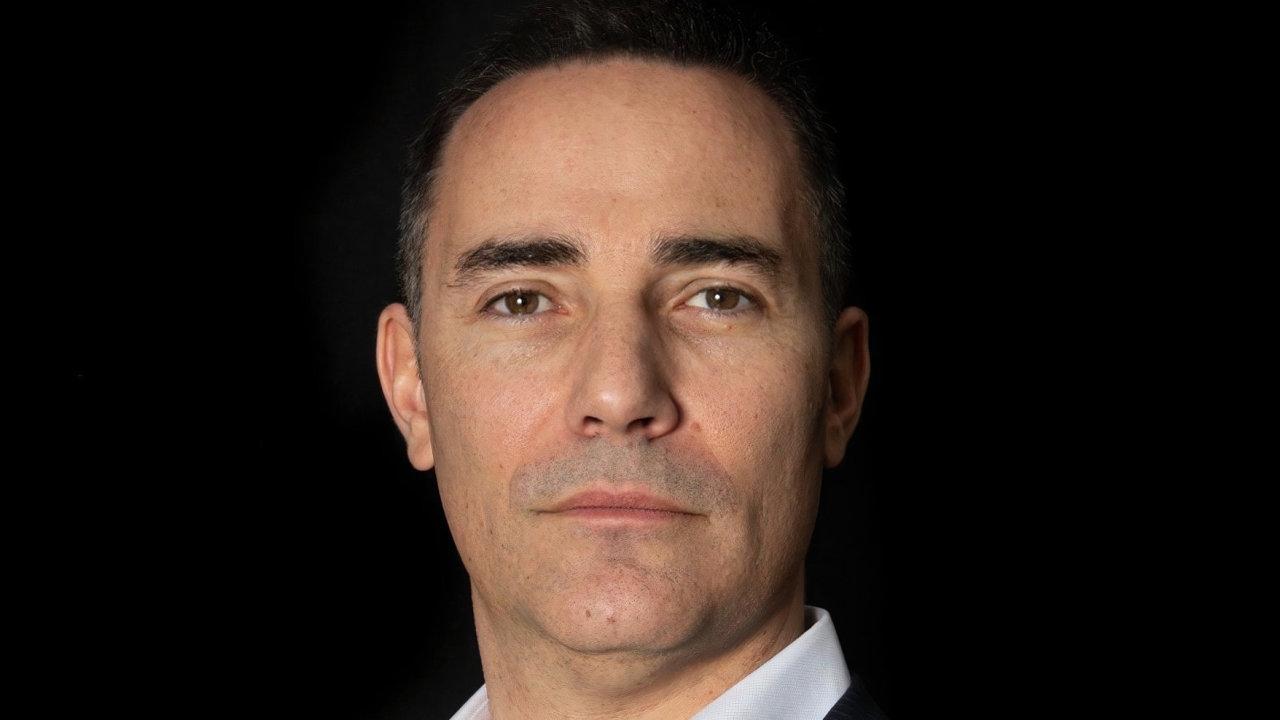 Gabriele Grego, zakladatel a řídicí partner hedgeového fondu Quintessential Capital Management.