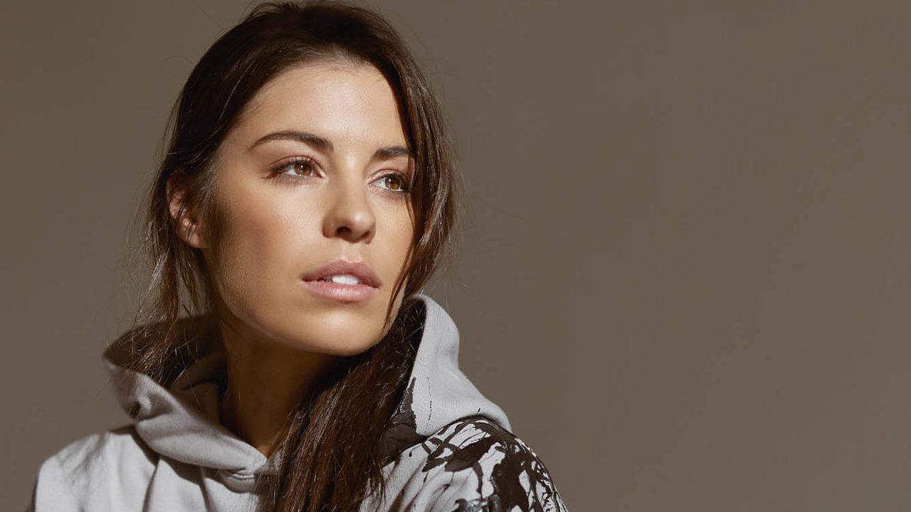 Kateřina Maršounová stojí za značkou Project Rehab. Dnes se její oblečení prodává úspěšně jak vČesku, tak vesvětě.