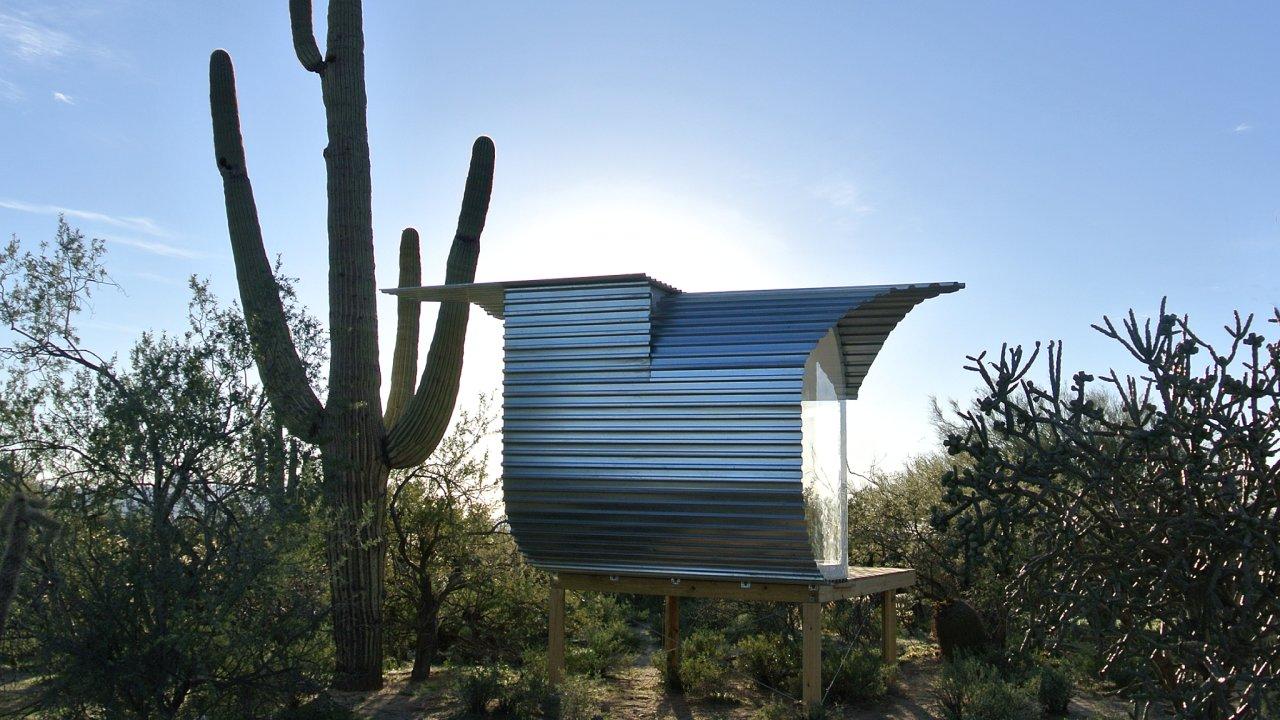Jiří Příhoda: Cacti Cabin