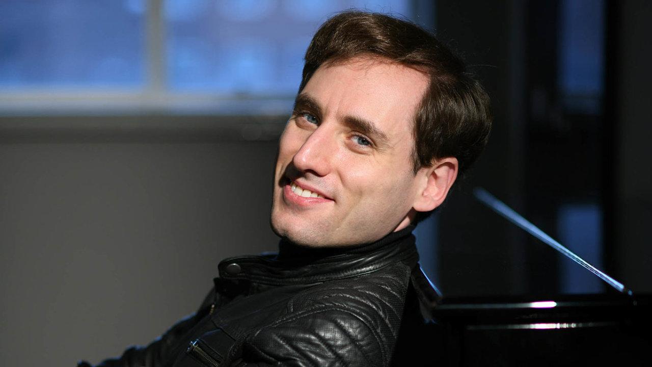 Silné hudební spojení: izraelský klavírista Boris Giltburg zahraje na Dvořákově Praze mimo jiné s českým Pavel Haas Quartetem.