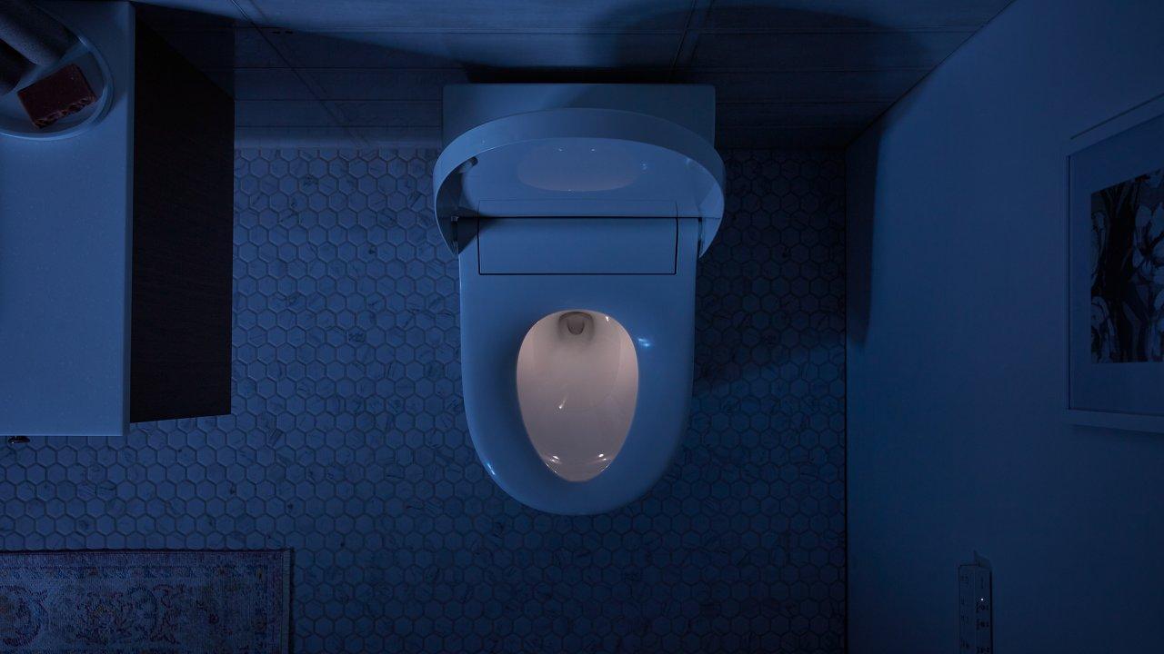 Innate je první prodávaná inteligentní toaleta s integrovaným bidetem a automatickým splachováním