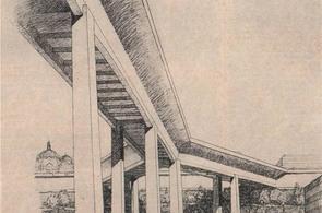 Návrh dvojice Kozák–Bechyně z roku 1938