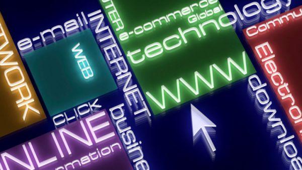 Web - ilustra�n� foto