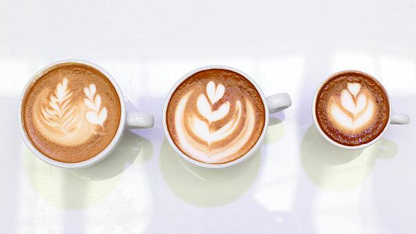 V latte artu na letošním mistrovství baristů zvítězil Jakub Hartl z pražského Domu kávy.