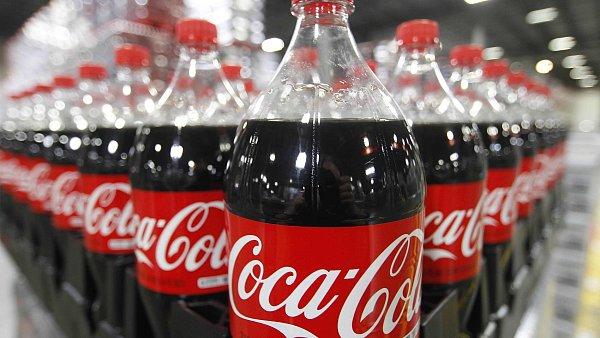 Coca-Cola si vyd�lala t�m�� 30 miliard korun - Ilustra�n� foto.