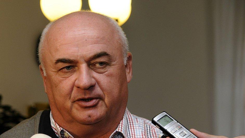 Pavel Suchánek, předseda rozpočtového výboru sněmovny