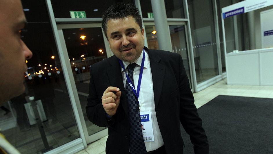 Poslanec ODS Tomáš Úlehla nebude hlasovat proti Rusnokově vládě.