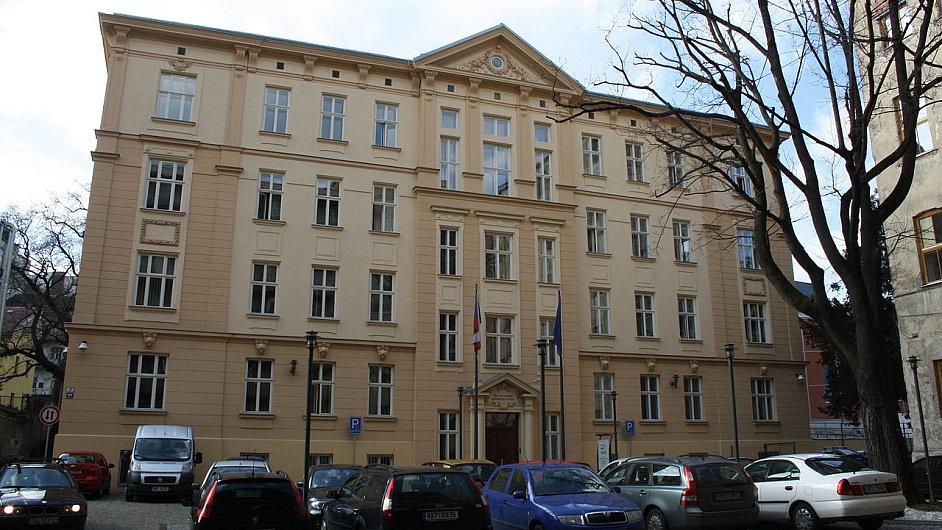 Budova antimonopolního úřadu v Brně