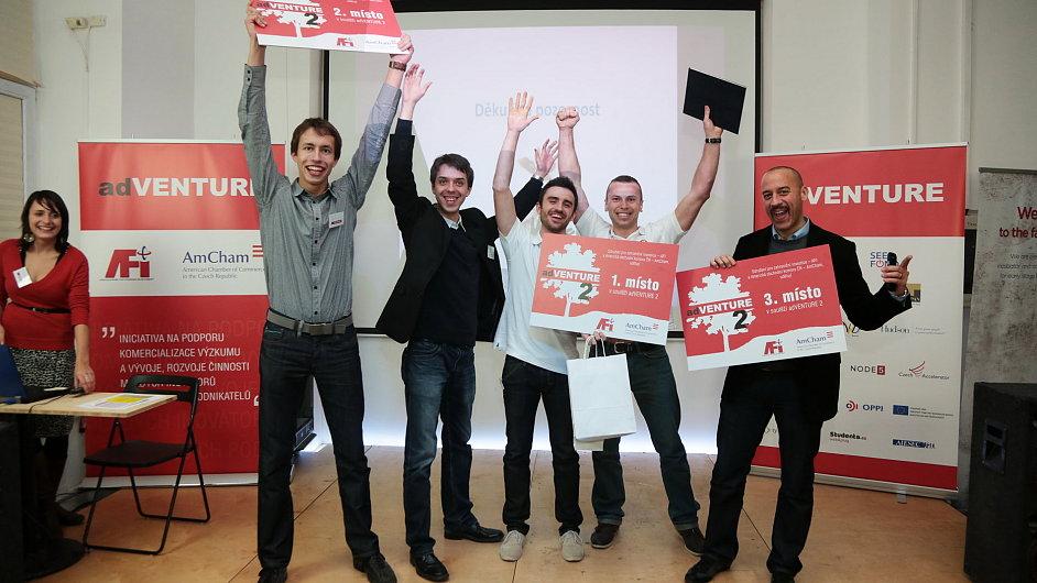 Radost vítězů