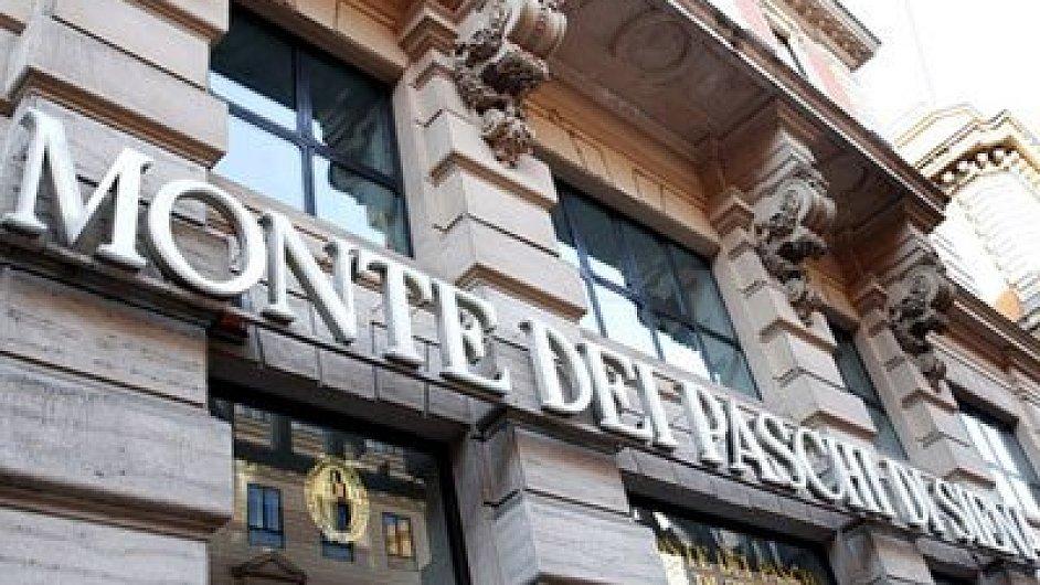 Nejstarší banka světa - italská Monte dei Paschi di Siena